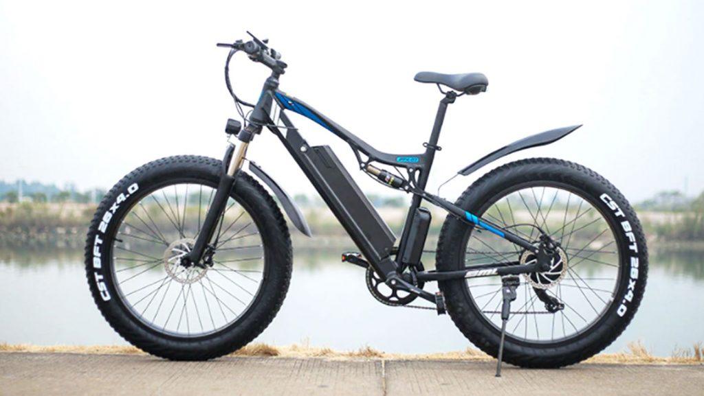 ShengmiloMX03最新のプレミアムマウンテン/オフロード電動自転車